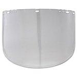 F40 Face Shield Window, Propionate, Clear