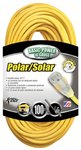 16/3 SJEOW Polar/Solar Extension Cord 100-ft