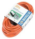 50 -ft Tri-Source Extension Cord