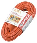 100 -ft weather resistant Extension Outlet