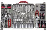 170 Piece Professional Tool Set, Open Case