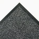 Cross-Over Indoor/Outdoor Wiper/Scraper Mat, Gray, 48 x 72