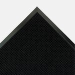 Mat-A-Dor Entrance/Antifatigue Mat, Rubber, 36-in x 72-in, Black