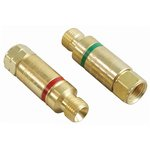 Regulator Adaptor Oxygen/Fuel Gas Flashback Arrestor Set