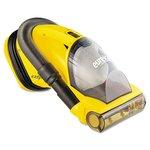 Easy Clean Hand Vacuum 5 lbs, Yellow