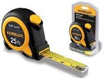 30' Yellow Gripper Series Power Tape