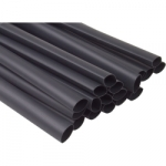 Black Heat Shrink Thin Walltubing with 400 Percent Elongation