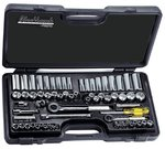 65 Piece Metric Socket Set