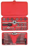 Machine Screw/Fractional Tap and Die Super Set