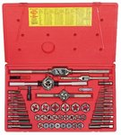 54 piece Machine Screw/Fractional Tap and Die Super Set