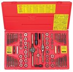76 Piece Fractional /Metric Tap and Die Super Set