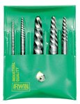 Spiral Screw Extractor Set #1-#5