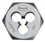 1/2'' High Carbon Steel Fractional Hexagon Dies