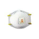 Particulate Respirator with Valve