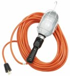 50FT Trouble Light, Orange