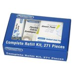PhysiciansCare Complete First Aid Kit Refill Kit, 271 Pieces