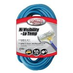 50 Foot Blue Extension Cable