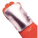 Hand Protector w/ Aluminized Rayon Top and Neoprene Bottom