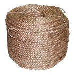 25 Pounds Manila Three Stand Resistible Rope