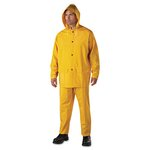 4XL 3 Piece Rain Suit