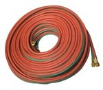 100' Red/Green Twin Welding Hose