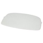 "2"" x 4-1/4"" Clear Polycarbonate Cover Lens"