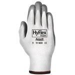 X-Small Multipurpose White Nylon Gloves