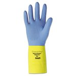 "13"" 27 Mil Medium AnsellPro Chemi-Pro Neoprene Gloves"