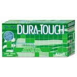 Dura-Touch PVS Powdered Gloves, Clear, Extra Large, 100 per Box