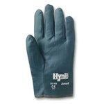 Multi- Purpose Gloves, Size 7 1/2, Blue, 12 Pairs