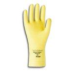 Technicians Latex/Neoprene Gloves, Size 7 , 12 Pairs