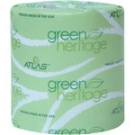 2-Ply Green Heritage Toilet Tissue