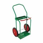 Dual Cylinder Cart/Medium Set