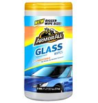 25CT Armor All Glass Wipes