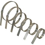 1 3/8-in Stainless Steel BAND-IT Smooth ID Clamp