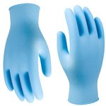 X-Large Nitrile Powder-Free Economy Grade Disposable Gloves