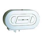 Stainless Steel Toilet Paper 2 Roll Dispenser