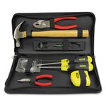 Black Heavy Duty General Repair Tool Kit