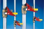 """1/4"""" To 1"""" Standard Ball Valve Lockouts"""
