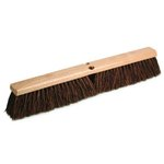 Floor Brush Head , Natural Palmyra Fiber