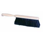 Polypropylene Bristle Counter Brush, 8'' Tan Handle