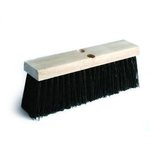 Street Broom Head, Polypropylene Bristles
