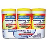 3 Pack Lemon Scent Disinfecting Wipes