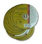 "4-1/2"" GoldCut Reinforced Aluminum Oxide Abrasive"