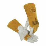 Large Revolution Goat Grain Leather Welding Gloves