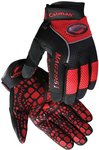 Large Mechanics Glove With Grip Red/Black