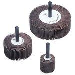 "3"" Aluminum Oxide Flap Wheels w/ 60 Grit"