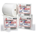 White, DuraWipe General Purpose Towels-12 x 13