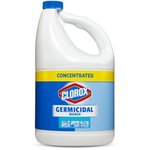 Clorox Concentrated Germicidal Bleach