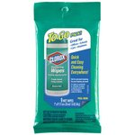 Fresh Scented, 9-Pack Disinfecting Wipes To Go- 7 x 8